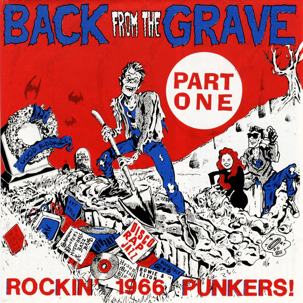 Back From The Grave Vol. 1 (Gatefold) - Various Artists