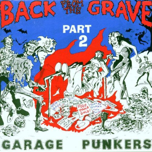 Back From The Grave Vol. 2 CD - Various Artists
