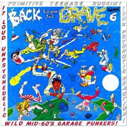 Back From The Grave Vol. 6 (Gatefold) - Various Artists