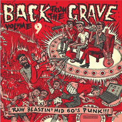 Back From The Grave Vol. 9 (gatefold) - Various Artists