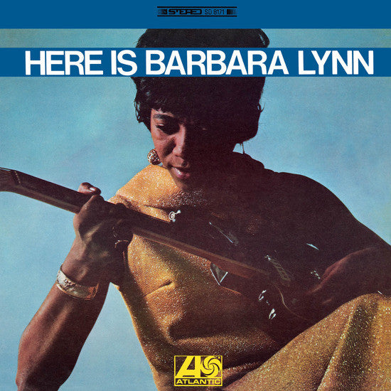 Lynn, Barbara|Here Is