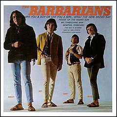 Barbarians - Are You A Boy Or Are You A Girl
