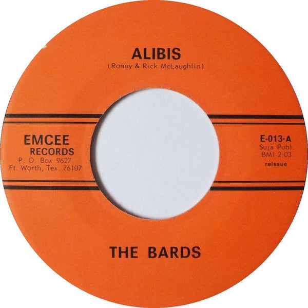 Bards, The|Alibis