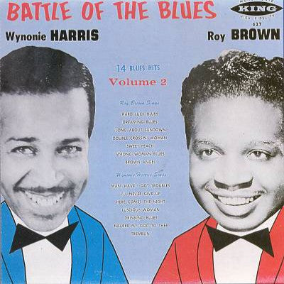 Battle Of The Blues Vol. 2 - Various Artists