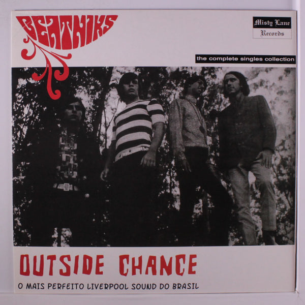 Beatniks - Outside Chance - The Complete Singles Collection