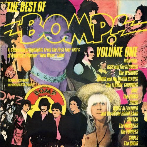 Various Artists  - The Best Of Bomp