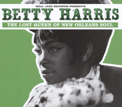 Harris, Betty|The Lost Queen Of New Orleans Soul CD*
