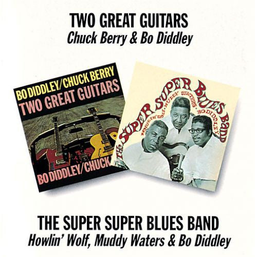 Berry, Chuck & Bo Diddley - Two Great Guitars