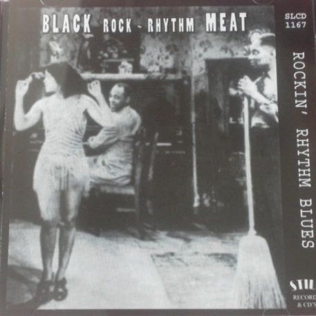 Black Rock - Rhythm Meat - Rockin Rhythm Blues - Various Artists