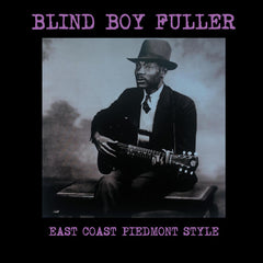 Blind Boy Fuller|East Coast Piedmon style