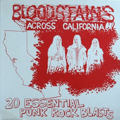 Bloodstains Across California - Various Artists