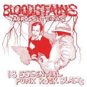 Bloodstains Across Texas - Various Artists