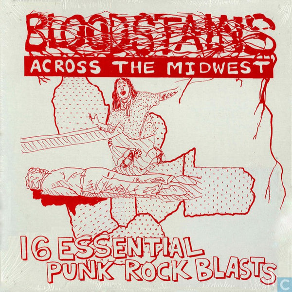 Bloostains Across The Midwest - Various Artists