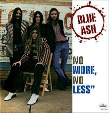 Blue Ash|No More No Less