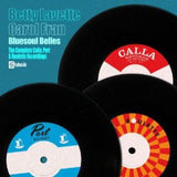 Bluesoul Belles: Betty Lavette/Caroll Fran - The Complete Calla, Port & Roulette Recordings ** - Various Artists