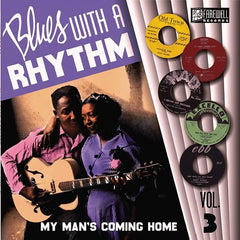Blues With a Rhythm Vol. 3 - Various Artists