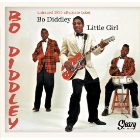 Diddley, Bo  |Bo Diddley b/w Little Girl
