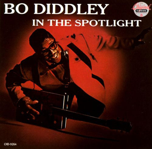 Diddley, Bo|In The Spotlight