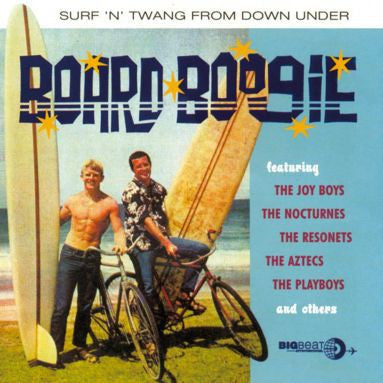 Board Boogie - Surf & Twang From Down Under ** - Various Artists