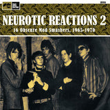 Neurotic reactions Vol. 2 (16 Worldwide Mod Psych Freak Rock Smashers!)|Various Artists