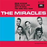 The Miracles ‎| Shop Around EP
