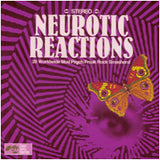 Neurotic reactions (15 Worldwide Mod Psych Freak Rock Smashers!)|Various Artists