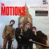 MOTIONS ‎| WASTED WORDS: THE HAVOC 45'S (180g) Orange Vinyl