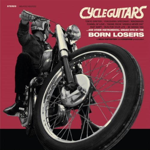 Born Losers|Cycle Guitars