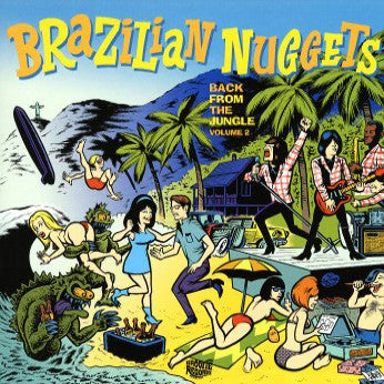 Brazilian Nuggets Vol. 2 - Various Artists