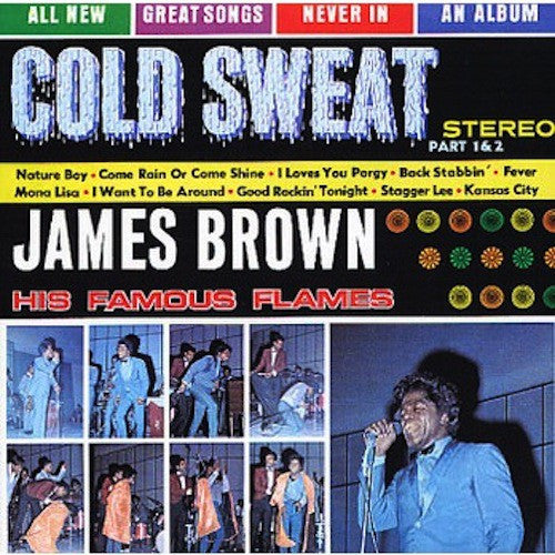 Brown, James - Cold Sweat