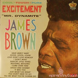 Brown, James  - Excitement!