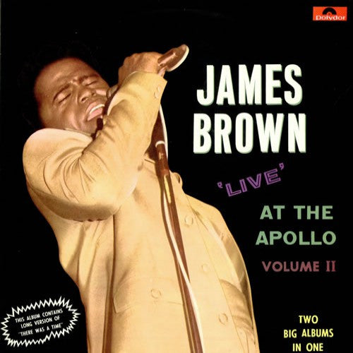 Brown, James - Live At The Apollo (2LP)