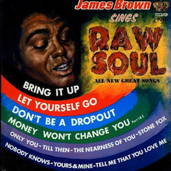 Brown, James - Raw Soul
