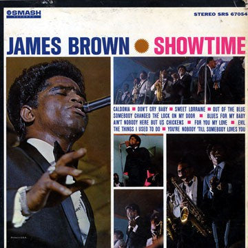 Brown, James - Showtime