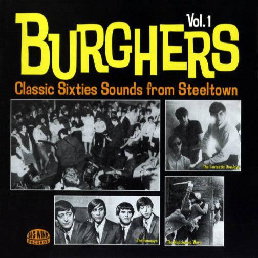 Burghers Vol. 1  - Various Artists