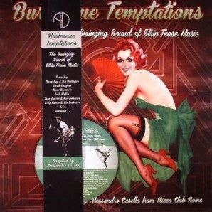 Burlesque Temptations Vol. 1 - Various Artists