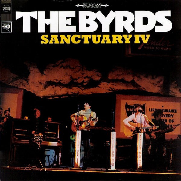 Byrds - Sanctuary IV