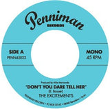 Excitements|Don't You Dare Tell Her