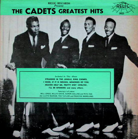 Cadets|Greatest Hits