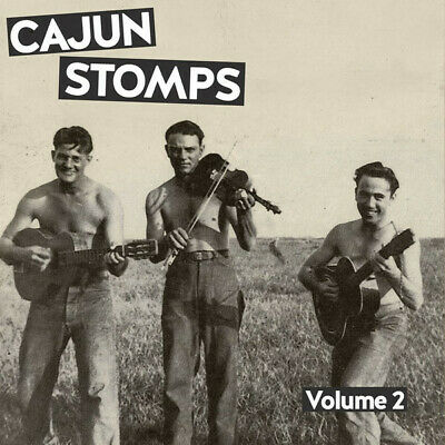 Cajun Stomps Vol. 2|Various Artists