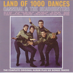 Cannibal & The Headhunters|Land Of 1000 Dances