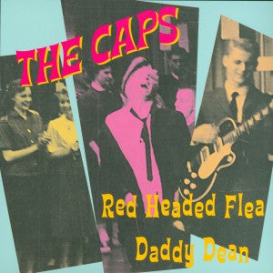 Caps|Red Headed Flea