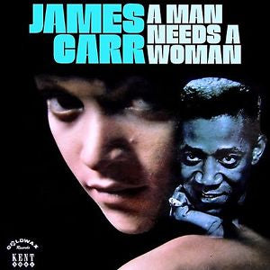 Carr, James|A Man Needs a Woman