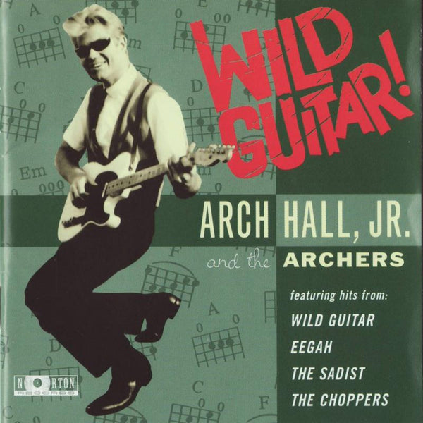 Arch Hall Junior And The Archers - Wild Guitar!