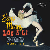 Exotic Blues & Rhythm Vol. 11+12 CD|Various Artists