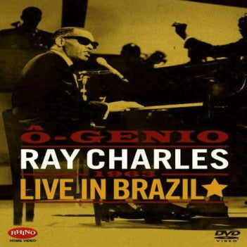 Charles, Ray - O Genio - Live In Brazil