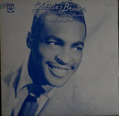 Brown, Charles|Race Track Blues*