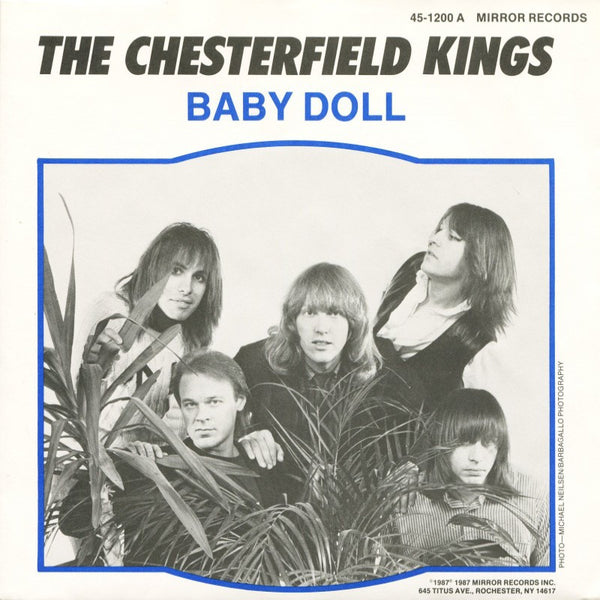 Chesterfield Kings - Baby Doll