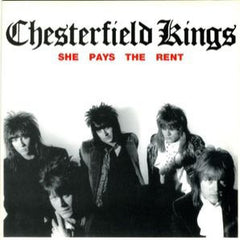 Chesterfield Kings VS Lyres - She Pays The Rent / She Told me Lies