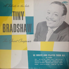 Bradshaw, Tiny|The Great Composer